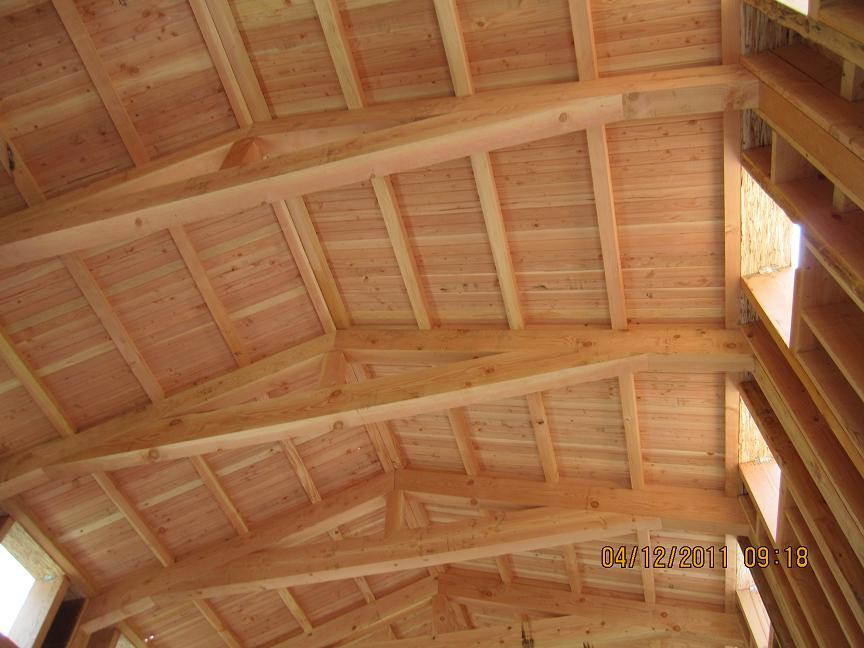 framing high ceiling 2