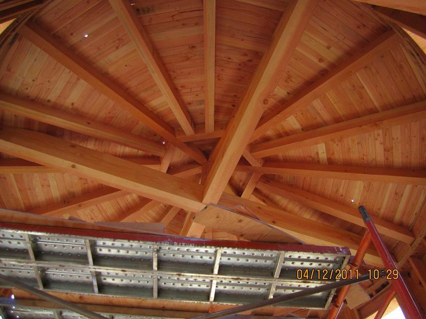 framing high ceiling 3
