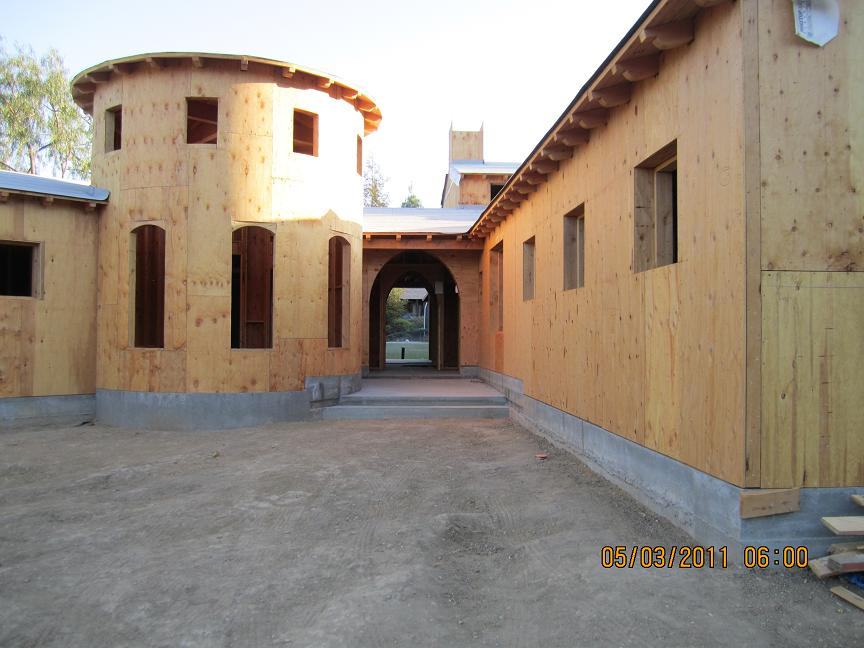 exterior wood