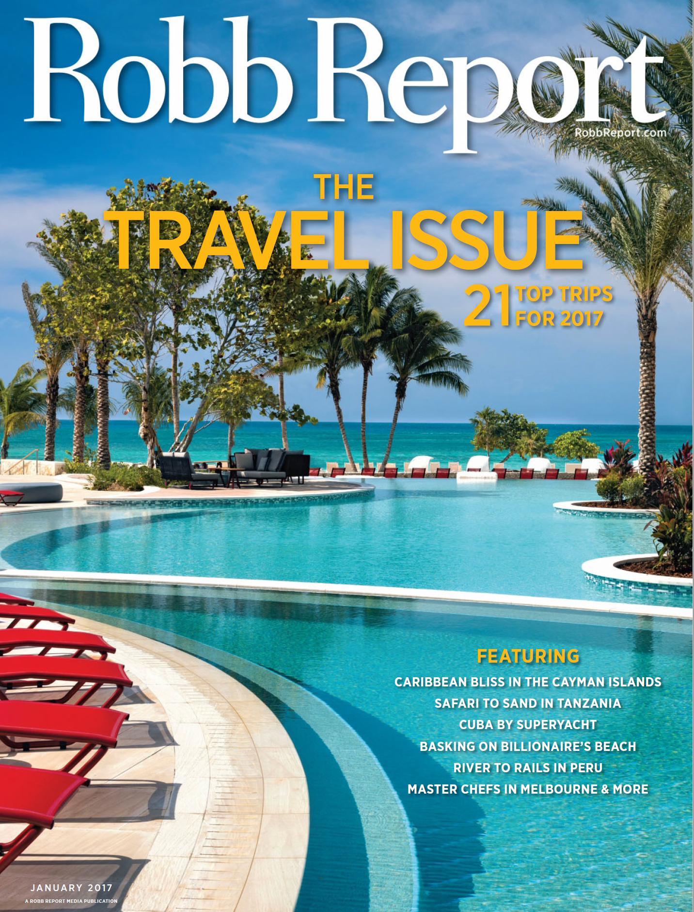 Robb Report | Travel Issue Malibu Hotel Nobu Ryokan