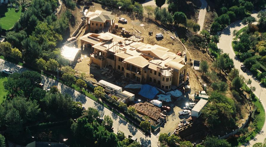 Beverly Hills Mediterranean 21