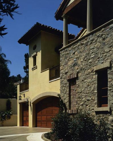 Mediterranean Mulholland Estates 11