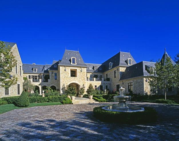 Beverly Hills French Normandy 42,000 sq ft
