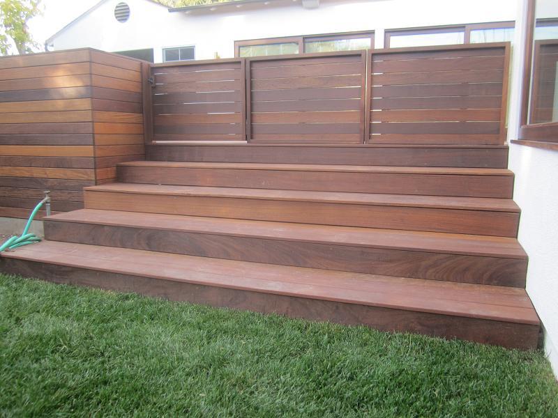 Ipe Deck 1