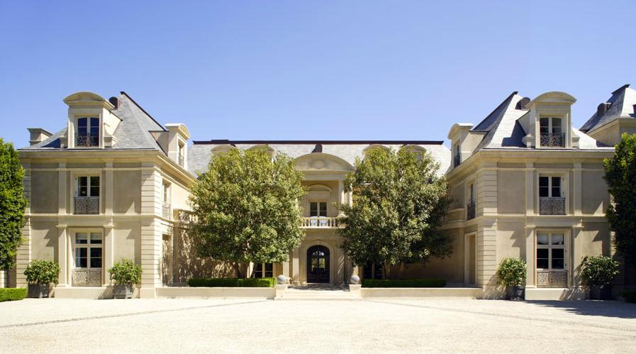 Beverly Hills Country French 21,000 sq ft