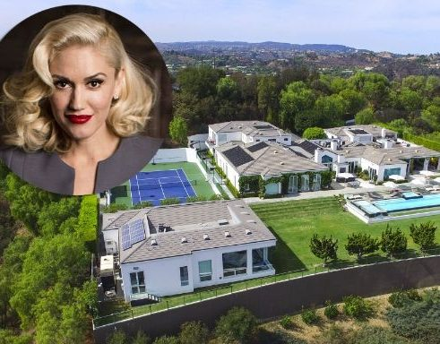 Rich Ross Adam Sanderson Beverly Hills Home