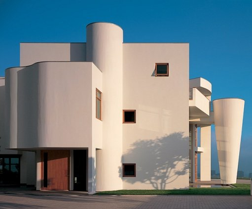 Architectural Digest   Lessons in Geometry