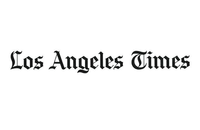 LA Times | Ray Bradbury's house