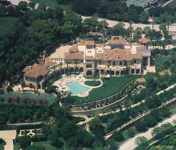 Beverly Hills Mediterranean 17