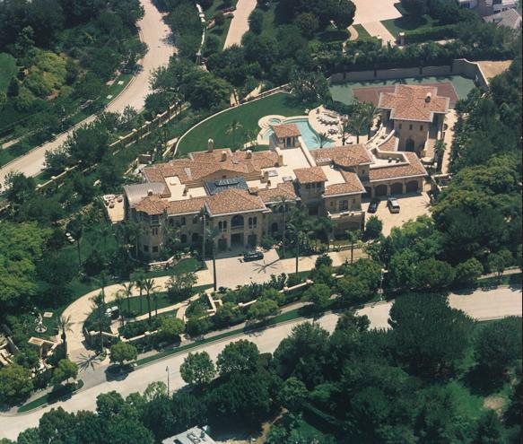 Beverly Hills Mediterranean 18