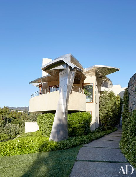 Frank Gehry Brentwood Home